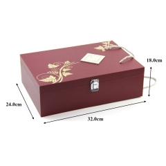 Wine Gift Box Customized