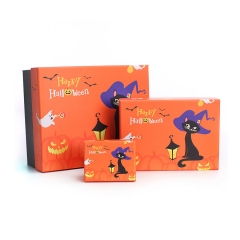 Halloween Luxury Packaging Boxes
