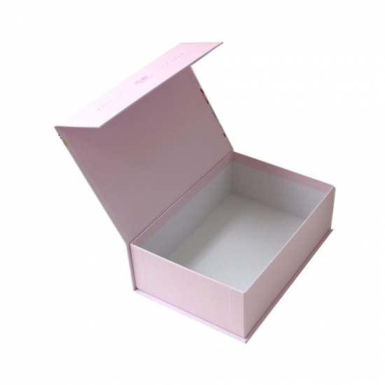 Cardboard Make Up Packaging Boxes